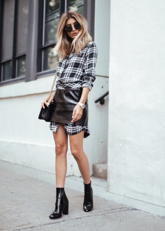 How to Style: A Shirtdress Four Ways