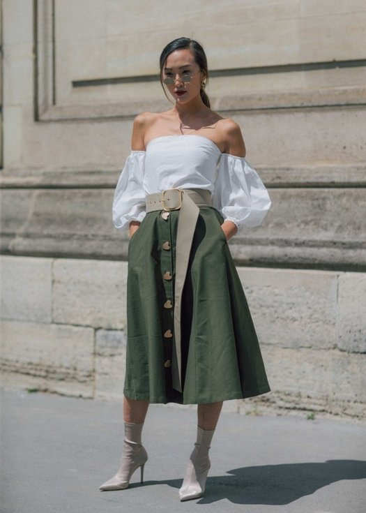 Our Best Street Style Looks from Paris Fashion Week