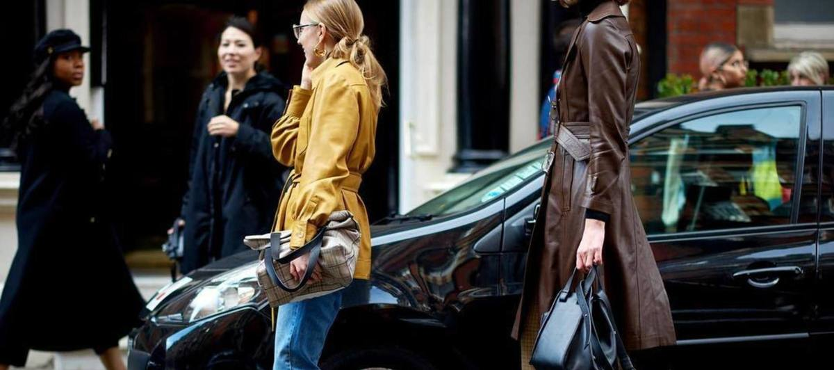 Leather Coats Ruling The Fashion Streets