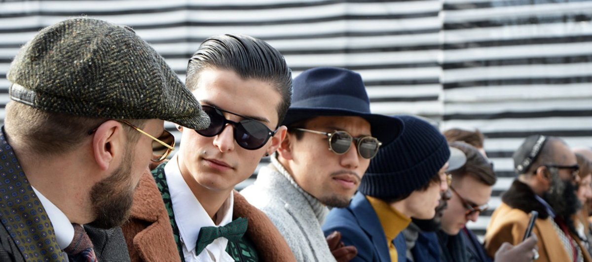 Pitti Uomo – Meeting of Fashionable Gents