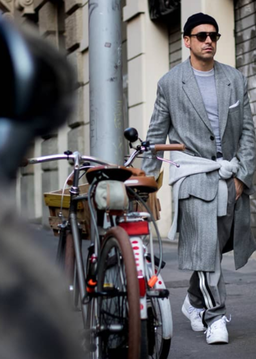 The Best-Dressed Men During Milan Fashion Week