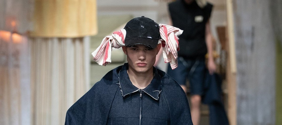 Per Götesson Unveils His Exploration of Masculinity for The SS19 Season