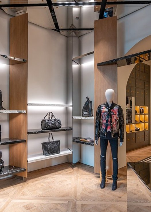 Balmain Opens its First Miami Flagship