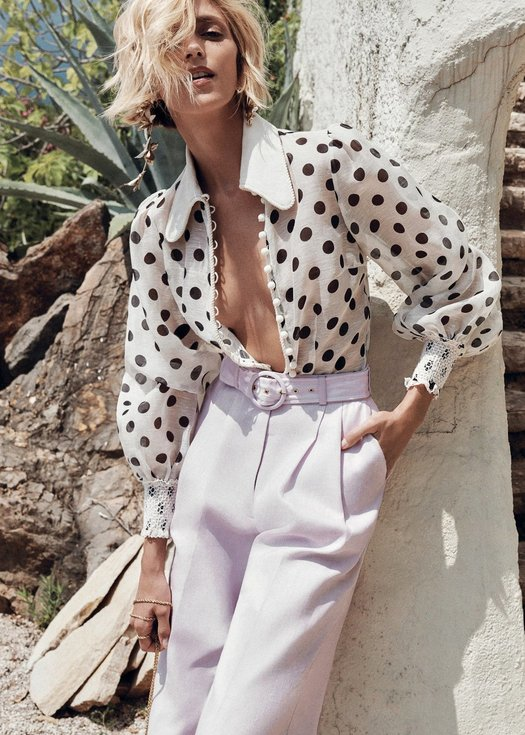 Polka Dots - A Trend That is Timeless and Never-Ending