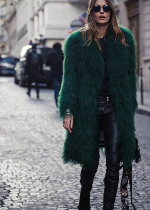 Oversize Coats: Because Winter Is Coming