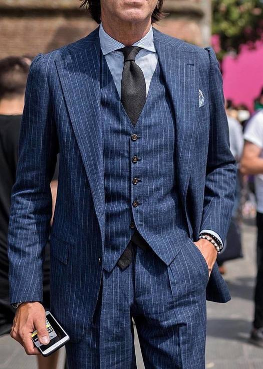 PittiUomo gentleman