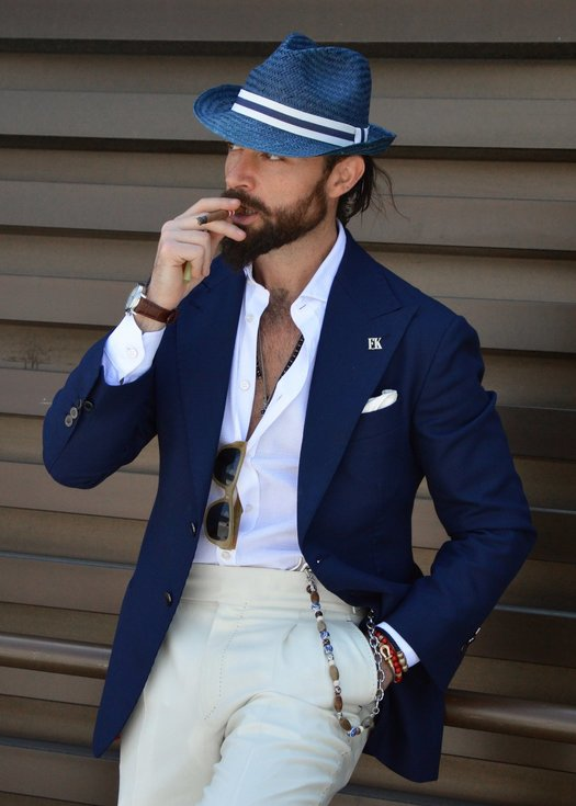Gentleman at Pitti Uomo